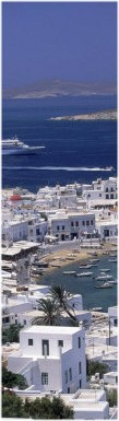 Travel to Mykonos with All Greece  - Mykonos Town - Mykonos